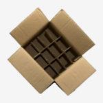 Klopové skládací krabice 08